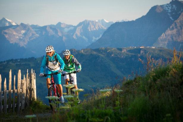 Letný tréning: Tipy a vytrvalostný tréningový plán ©Zillertal Tourismus/Daniel Geiger