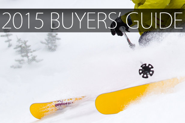 2015 Ski Buyers' Guide ©Cody Downard Photography