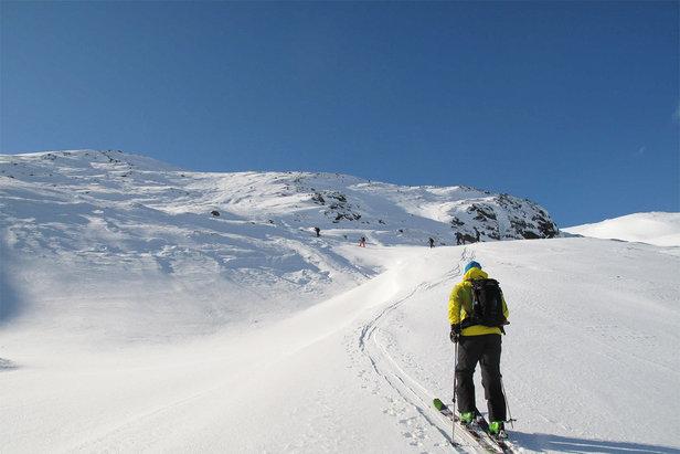 Toppturhelg i Hemsedal