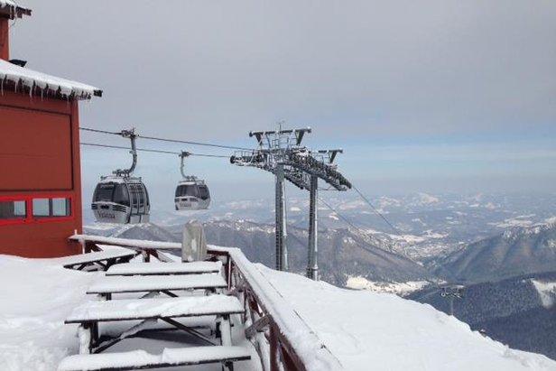 Vrátna: Predpredaj sezónnych skipasov štartuje 25.10.2014 ©Facebook Vrátna dolina