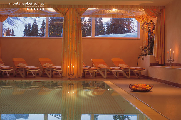 Wellness centre at Hotel Montana, Zuers  - © Hotel Montana