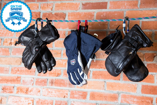 The Top 3 Men's Gloves/Mittens for 2015- ©Liam Doran