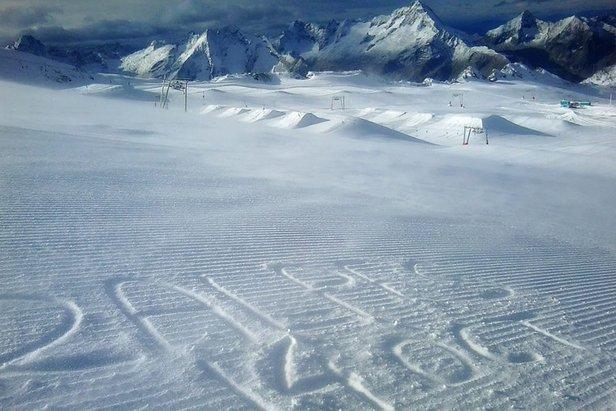Les 2 Alpes, 15 Ottobre 2014  - © Les 2 Alpes