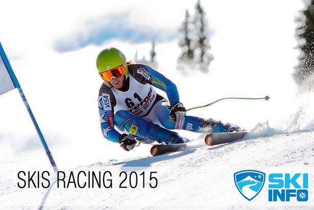 ► Skis Racing/Géant 2015- ©Eric Schramm