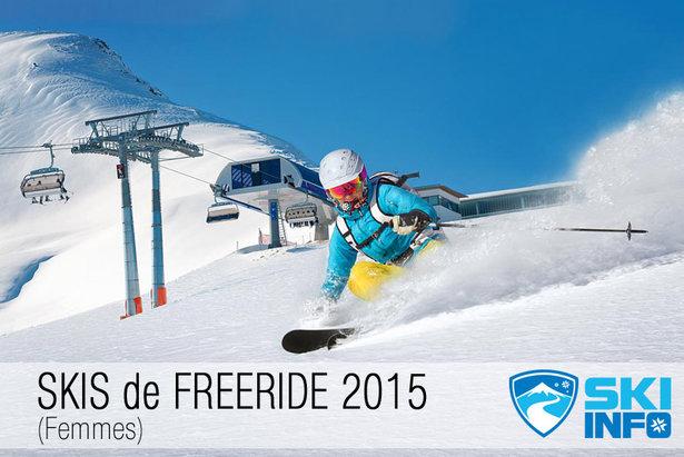 S'éloigner des pistes de ski pour profiter de la poudreuse et des espaces vierges...