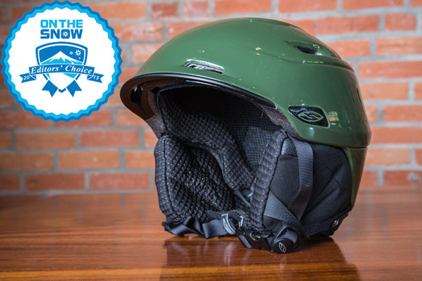 2015 Men's Helmet Editors' Choice: Smith Camber- ©Liam Doran