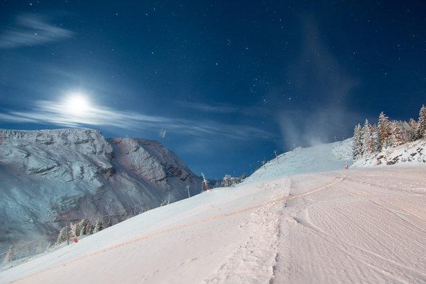 10. Dezember: Aktuelle Bilder aus den Skigebieten
