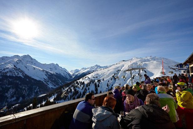 Gampen Restaurant - ©Traditional Austrian