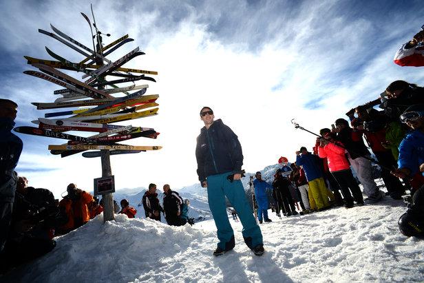 Ischgl: flying start to the new ski season ©TVB Paznaun - Ischgl