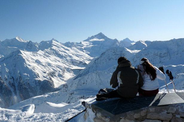 V tieni veľkých bratov: Spoznajte 5 alpských klenotov lyžiarskeho sveta ©Val d'Anniviers Valais