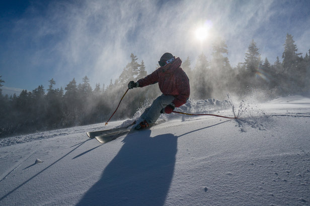 Killington & Sunday River Open for the 2014 Season ©Sunday River