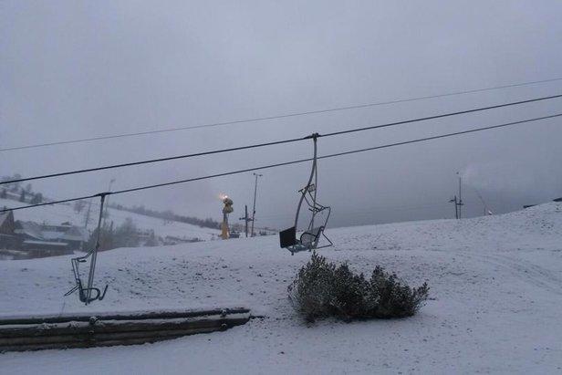 Štart sezóny v Bachledovej doline sa presúva na neskorší termín ©facebook.com/skibachledova