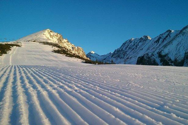 2097b891e968 Snehové správy  V Alpách sa cez víkend očakáva masívne sneženie!