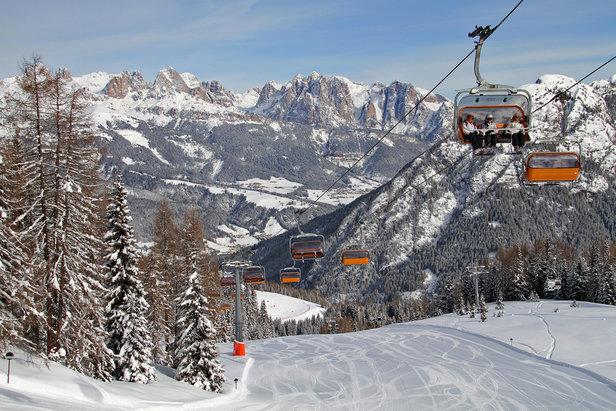 Alpe Lusia, Val di Fassa