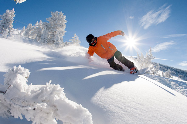 Vail's Blue Sky Basin Celebrates 15 Years of Epic Powder Days- ©Daniel Milchev / Vail