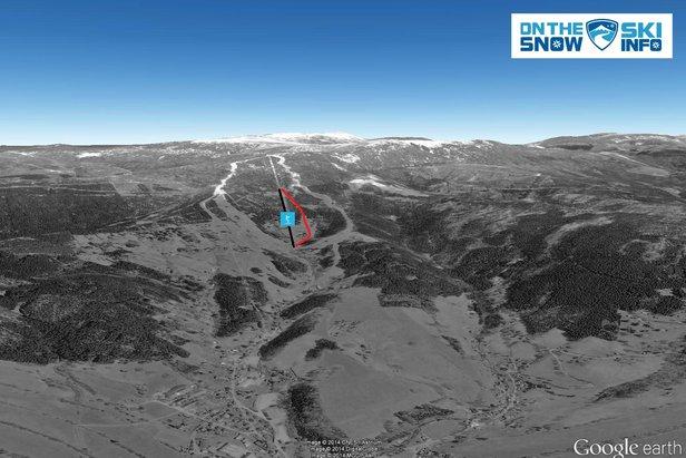 Rokytnice nad Jizerou: Zjazdovka Drevárska je 4. najstrmšia v Českej republike  - © OnTheSnow