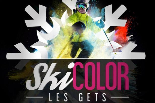 SkiColor les Gets : une explosion de couleurs sur les pistes, une expérience unique à vivre entre amis ou en famille !