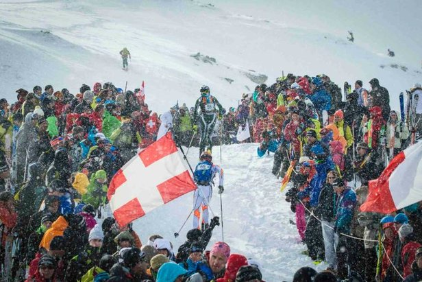 Cette année encore, des milliers de spectateurs devraient se masser le long du parcours de la Pierra Menta pour encourager l'élite mondiale du ski alpinisme