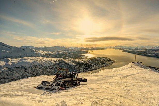 Ukens hverdagshelt: Thomas Akselsen- ©Narvikfjellet