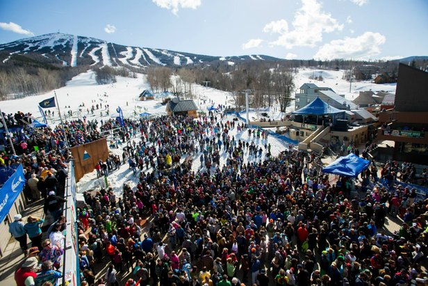 No East Coast season would be complete without Sugarloaf's annual Reggaefest.