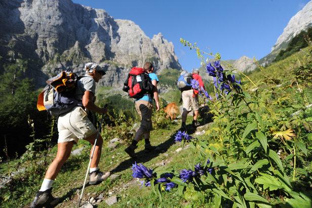 Der Karnische Höhenweg: Höhenwandern auf den Spuren der Vergangenheit ©XNX