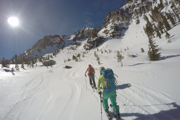 5 Lessons From Day 1 in the Backcountry - ©Victor Roberto