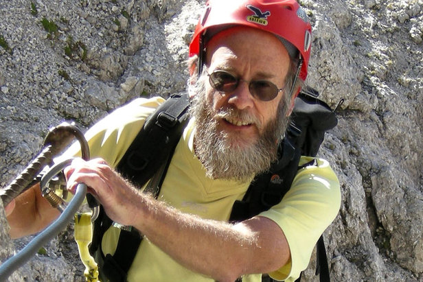 Eugen Hüsler - der Klettersteigpapst