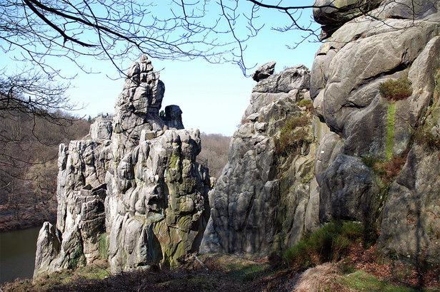Klettersteig Nrw : Klettern in nrw vier klettergebiete für bergleben