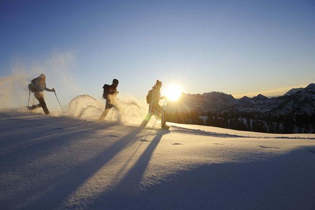 Schneeschuhwandern: Das Themenspecial auf bergleben.de - ©Norbert Eisele-Hein