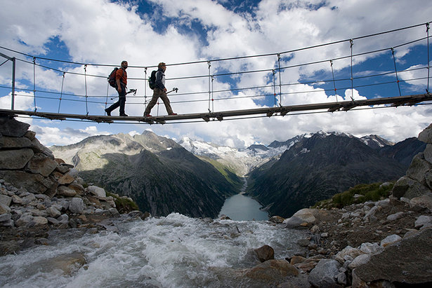 Premium-Wanderwege: Mehrtagestouren auf höchstem Niveau ©Zillertal Tourismus GmbH