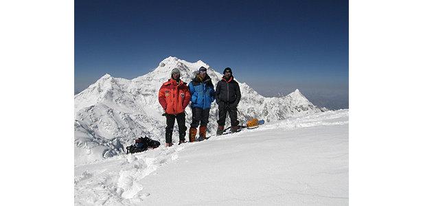 Hoffnung für Bergsteiger am Nanga Parbat