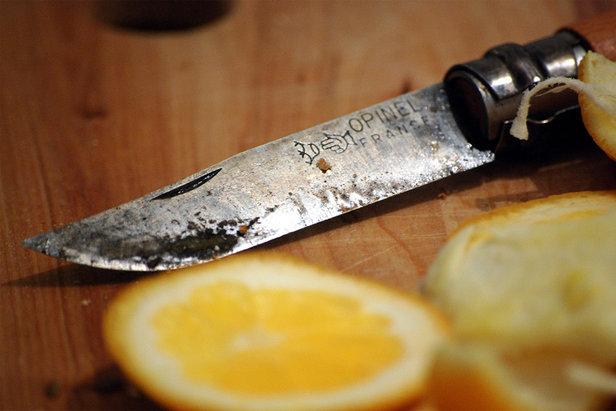 Platz 4: Messer rostig?- ©flickR_kap4001