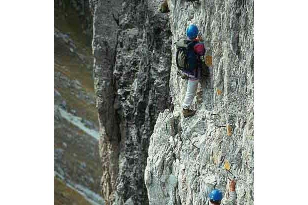 Klettersteig Unfall : Colodri klettersteig arco gardasee tourentipp