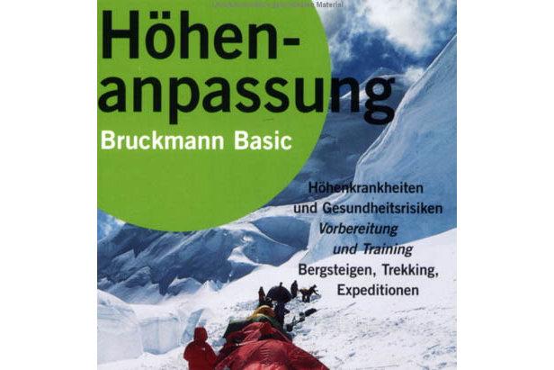 Buchvorstellung: Höhenanpassung- ©Bruckmann-Verlag