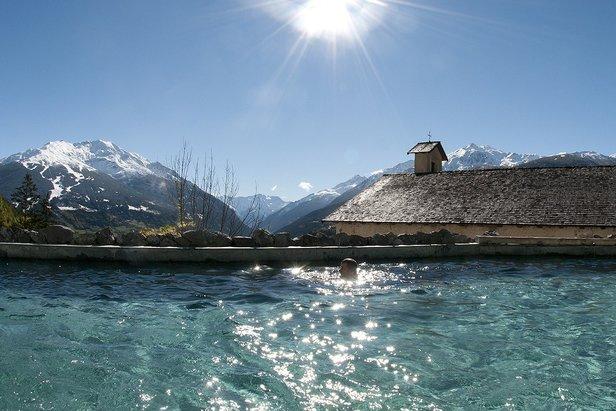 Lázně a wellness, podmanivý relax na horách