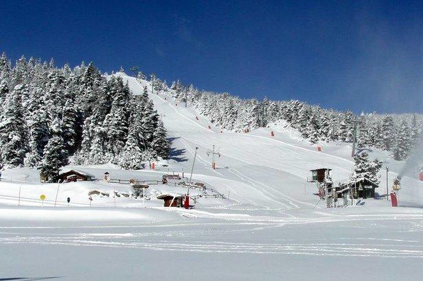 domaine skiable Bolquère Pyrénées 2000