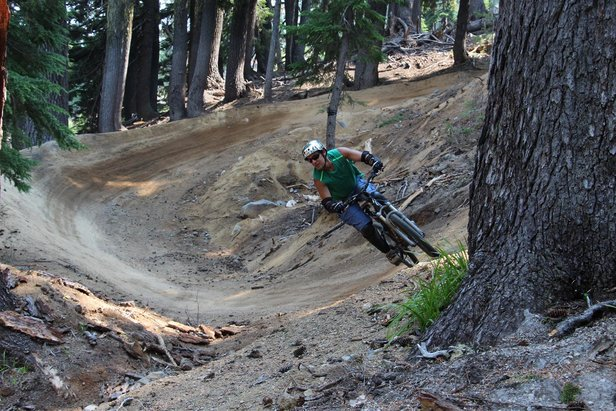 6 Top Lift-Accessed Mountain Biking Updates ©Mt. Bachelor Resort
