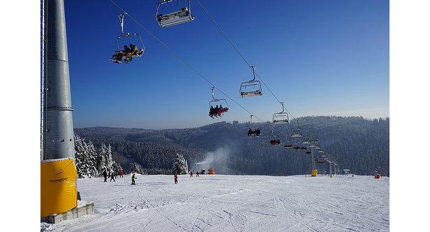 Postwiesen Skigebiet