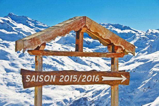 Dates d'ouverture des stations de ski pour la saison 2015/2016- ©Delphimages - Fotolia.com