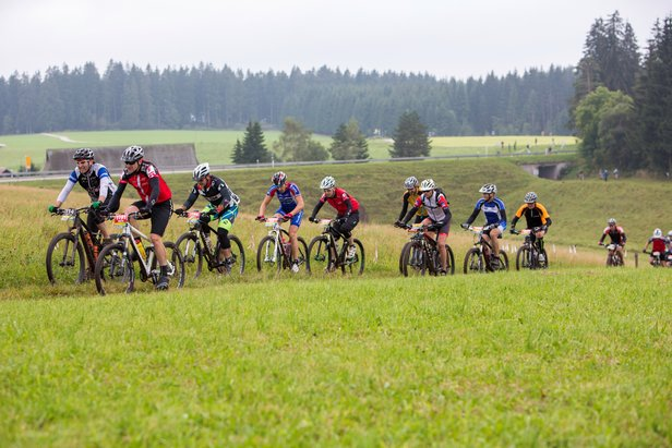 Der 19. Schwarzwald Bike Marathon findet in Furtwangen statt