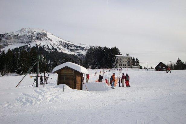 ski Col de Porte