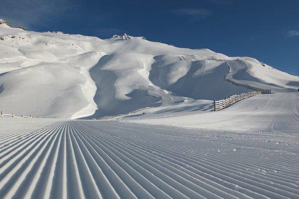 Schneebericht: Sommerskifahren in vollem Gange, gute Bedingungen auf der Südhalbkugel- ©Facebook Treble Cone