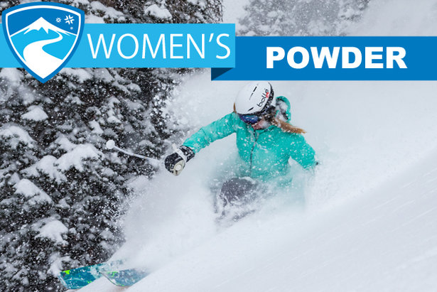 Ski Buyers' Guide: 2015/2016 Women's Powder Skis- ©Liam Doran