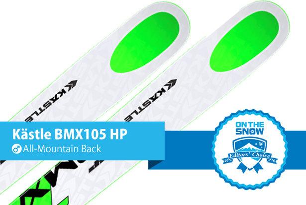Kästle BMX105 HP: Editors' Choice, Men's All-Mountain Back