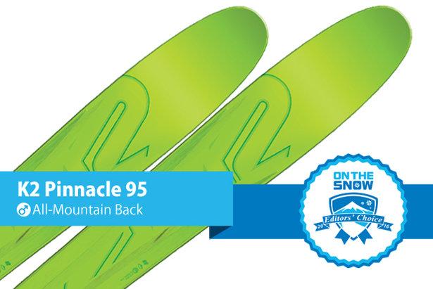 K2 Pinnacle 95: Editors' Choice, Men's All-Mountain Back