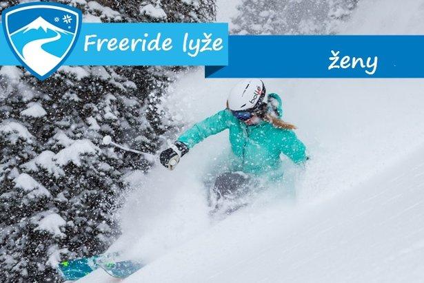 Skitest 2015/16: Deset freeridových lyží pro dámy- ©Liam Doran | Skiinfo | OnTheSnow