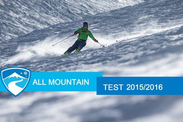Test nart All Mountain 2015/2016 - ©Skiinfo | Christoph Jorda