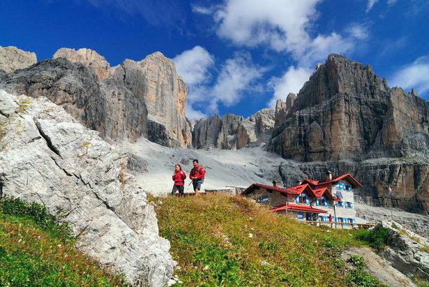 Rifugi del Trentino