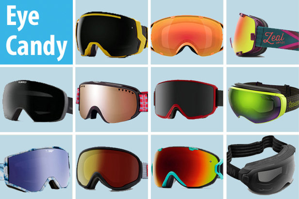 2015/2016 Goggle Buyers' Guide