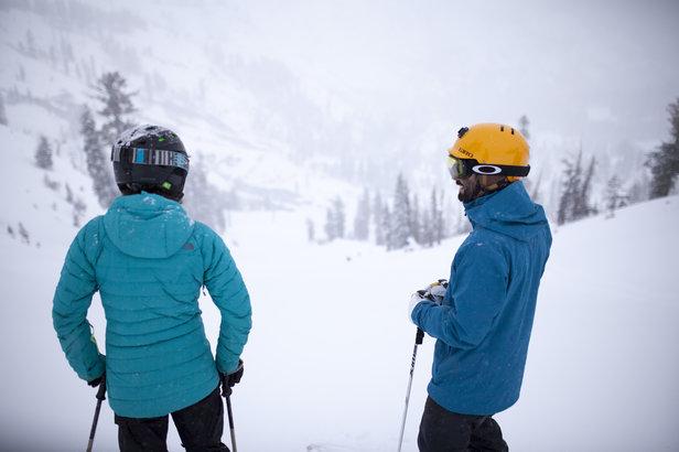 Big Snow Alert: 3.5 Ft. & Powdery Terrain Openings at Squaw Valley | Alpine Meadows- ©Ben Arnst